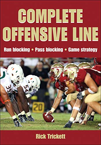 9780736086516: Complete Offensive Line