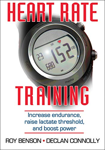 9780736086554: Heart Rate Training