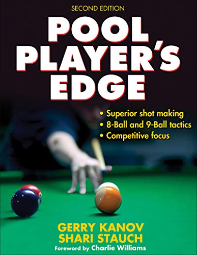 9780736087254: Pool Player's Edge - 2nd Edition
