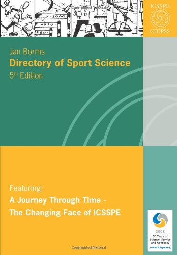 9780736087360: Directory of Sport Science - 5th Edition