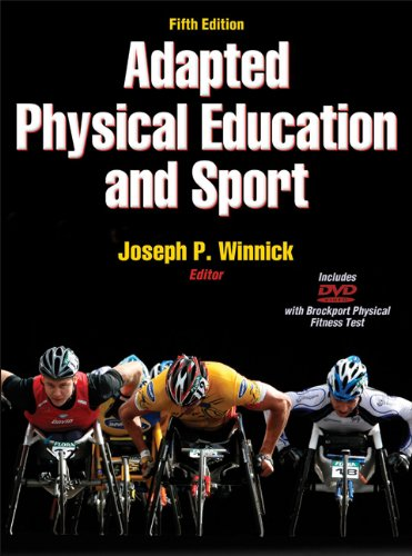 9780736089180: Adapted Physical Education and Sport - 5th Edition