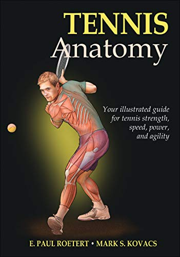 9780736089364: Tennis Anatomy
