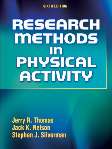 9780736089395: Research Methods in Physical Activity