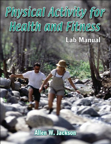9780736089883: Physical Activity for Health and Fitness Lab Manual