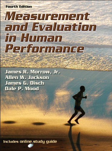 9780736090391: Measurement and Evaluation in Human Performance With Web Study Guide-4th Edition