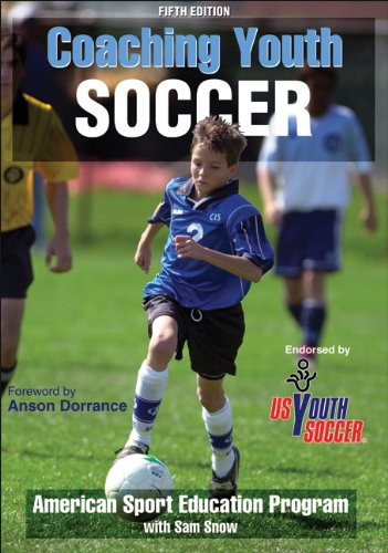 9780736092173: Coaching Youth Soccer-5th Edition
