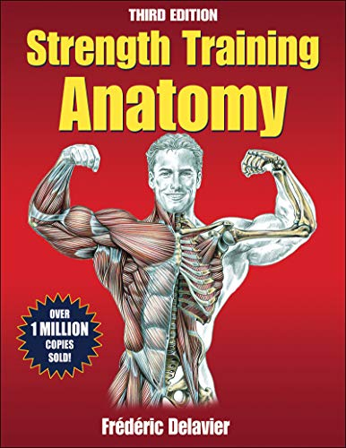 9780736092265: Strength Training Anatomy, 3rd Edition