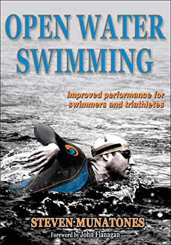 9780736092845: Open Water Swimming: Improve Your Time, Improve Your Performance