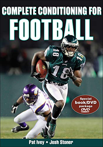 9780736093194: Complete Conditioning for Football (Book & DVD)