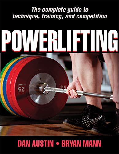 9780736094641: Powerlifting