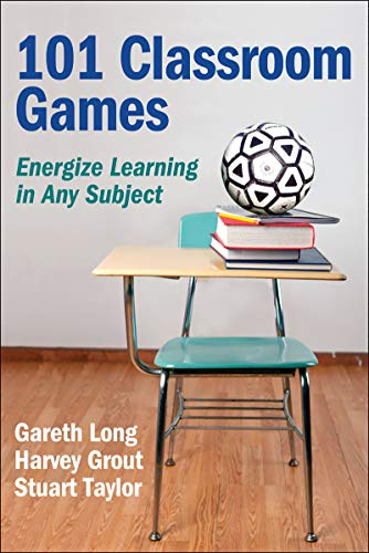 9780736095105: 101 Classroom Games: Energize Learning in Any Subject