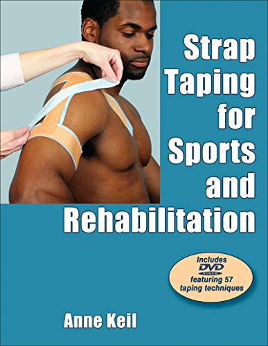 9780736095273: Strap Taping for Sports and Rehabilitation (Book & DVD)