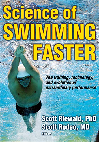 9780736095716: Science of Swimming Faster
