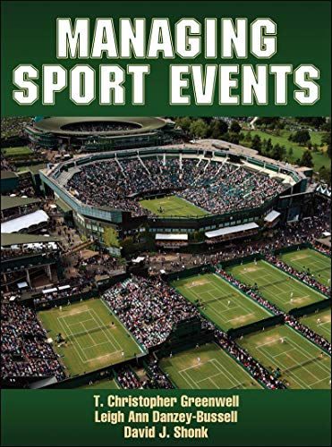 9780736096119: Managing Sports Events