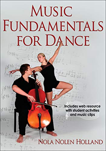 9780736096522: Music Fundamentals for Dance With Web Resource