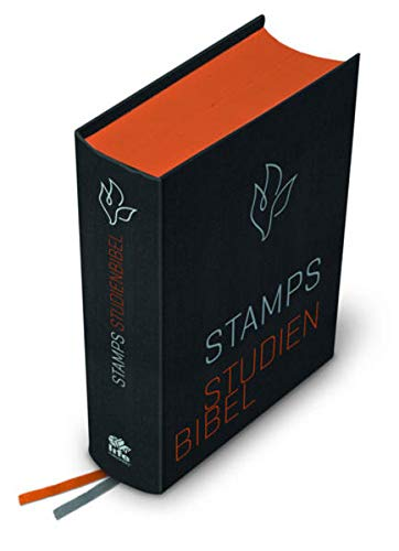 9780736104807: Bibelausgaben STAMPS Studienbibel (Hardcover blau/rot)