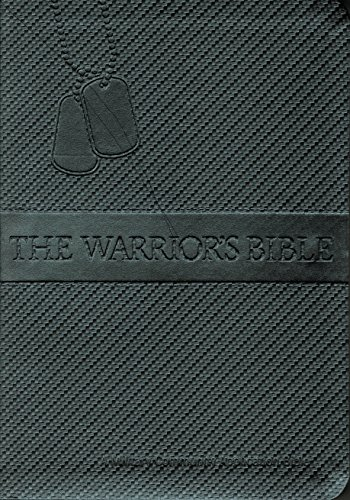 9780736105019: NKJV Warriors Bible-Gray: Military Community Application Bible