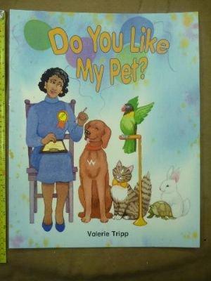 9780736200905: Do You Like My Pet? (Phonics and Friends: Level a Phonics Storybook)