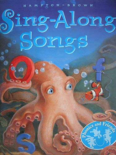 9780736201308: Sing-along songs (Phonics and friends)