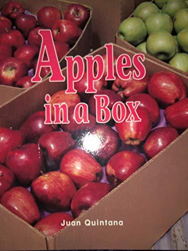 Apples in a Box: Juan Quintana; Illustrator-Photographs