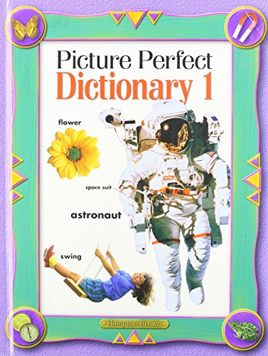 Picture Perfect Dictionary 1: Frey, Nancy, Kratky,