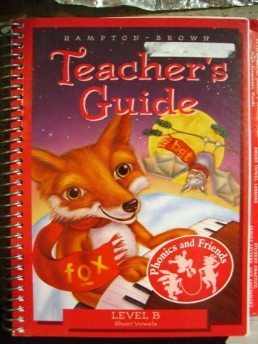 9780736202145: Phonics and Friends. Teacher's Guide.