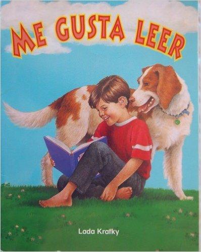 Me Gusta Leer Small Book (Elefonetica Green): Kratky, Lada