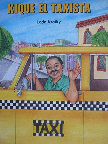 Kique El Taxista Small Book (Elefonetica Orange): Kratky, Lada