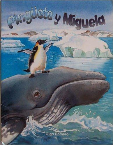 Pinguete Y Miguela (Elefonetica, Azul 7): Olga Romero