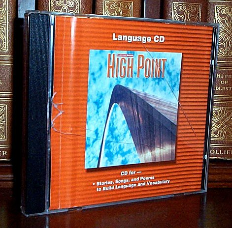 9780736209168: High Point Level A Language CD Hampton Brown