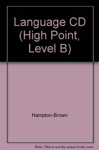 Language CD (High Point, Level B): Hampton-Brown
