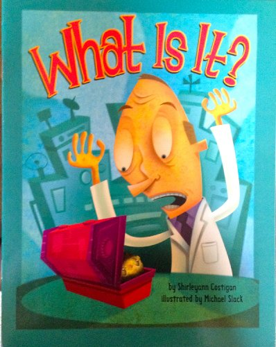 What Is It?: Inside Theme Book (Avenues) (0736209549) by National Geographic Learning; Alfredo Schifini; Gretchen Bernabei