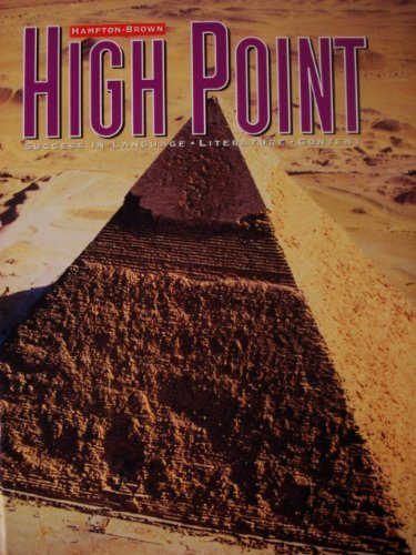 High Point (Success in Language, literature, and content): Schifini, Short, Tinajero