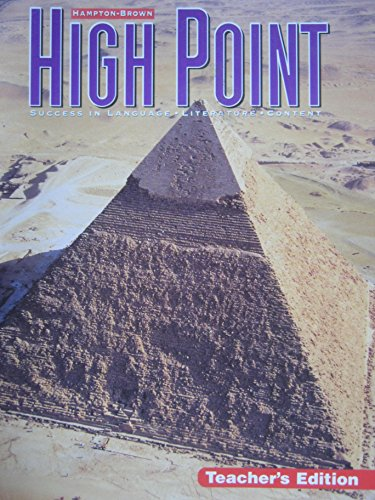 9780736212243: High Point Teacher's Edition The Basics
