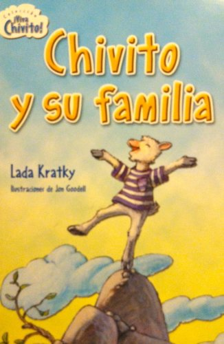 9780736215688: Chivito Y Su Familia Small Book (Viva Chivito) by National Geographic Learning National Geographic Learning (2002-09-18)