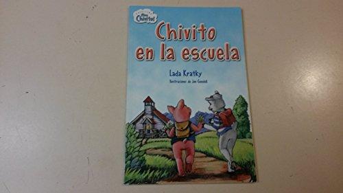 9780736215701: Chivito En La Escuela Small Book (Viva Chivito)