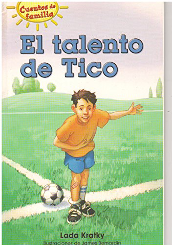 9780736215947: Biblioteca Saltamontes: Coleccion Cuentos de familia El talento de Tico (National Geographic Bookroom)