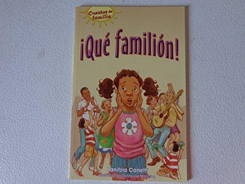 9780736216029: Que Familion Small Book (Cuentos De Familia)