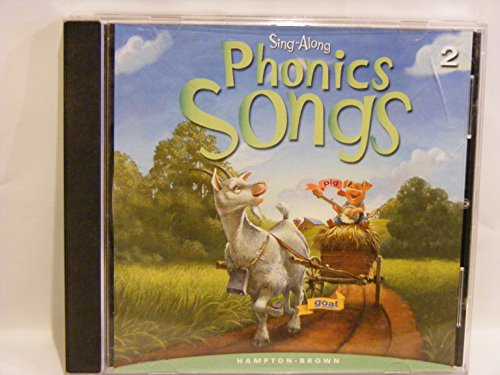 9780736216623: Sing Along PHONICS SONGS 2**CD**Hampton Brown