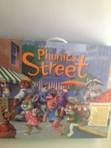 9780736216722: Phonics Street Kit