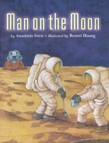 9780736216920: Man on the Moon (Leveled Book)