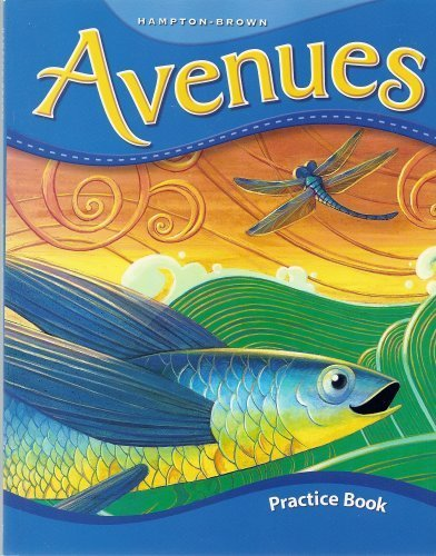 9780736217507: Avenues: Success in Language, Literacy, and Content (Practice Book, Level F)