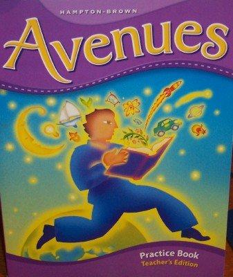 9780736217514: Avenues: Practice Book (Teacher's Edition)