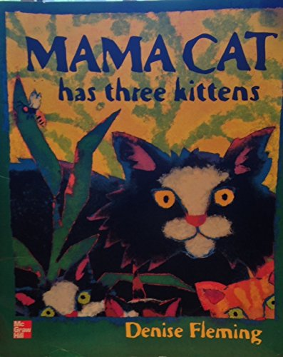 9780736218702: Mama Cat has Three Kittens Big Book