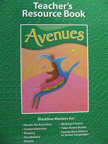 9780736218788: Avenues Teacher's Resource Book (Grade 2, Level C)
