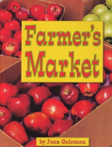 Farmer's Market: Juan Quintana