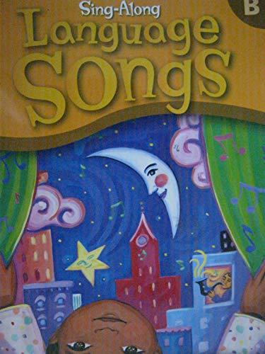 9780736219709: Sing-Along Language Songs Level B