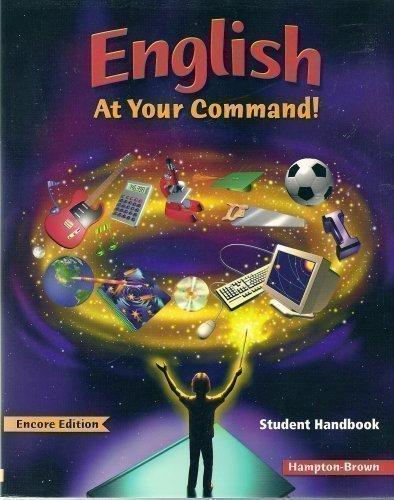 English At Your Command! Student Handbook (Encore: Nancy Alexander, Elizabeth