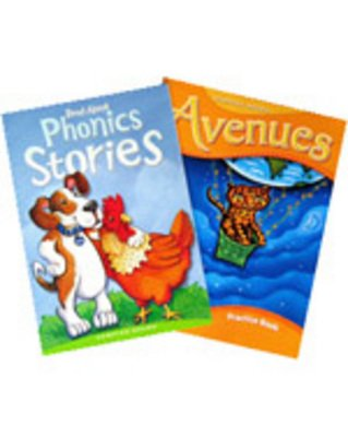 9780736220231: Hampton-Brown Avenues Grade1/Level B Consumable Student Materials (Practice Book & Read-Alone Phonics Stories)