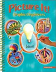9780736224369: Picture It! Graphic Organizers (with Pen and Teacher Guide) (Picture It!)